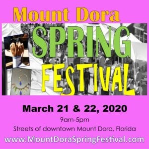 Mount Dora Spring Festival website