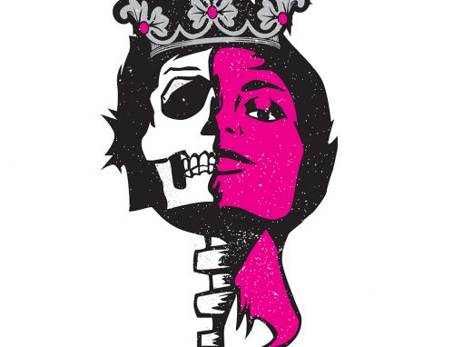 Pageant Material Tee