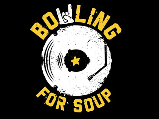 Bowling For Soup Record Tee