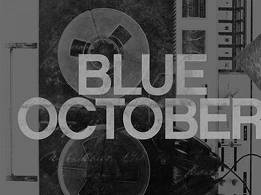 Blue October Boombox Tee