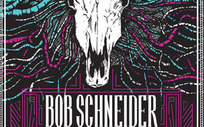 Bob Schneider Poster