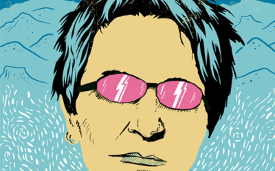 Mary Gauthier Poster