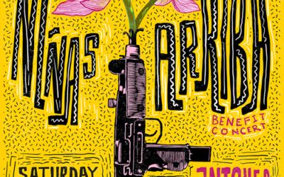 Ninas Arriba Poster