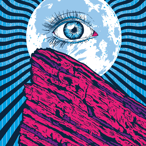 Rebelution Red Rocks Poster