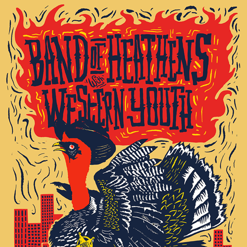 Western Youth Thanksgiving Poster