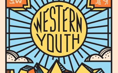 Western Youth SXSW Poster