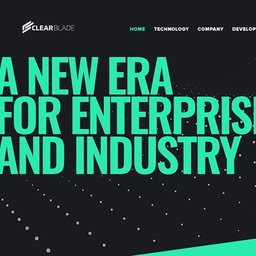 Clearblade Website