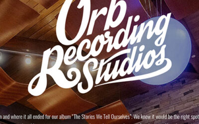 Orb Recording Studios Website