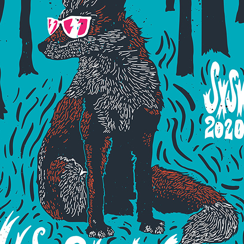 Western Youth SXSW Posters
