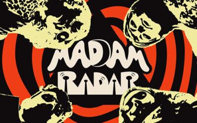 Madam Radar CD Release Poster