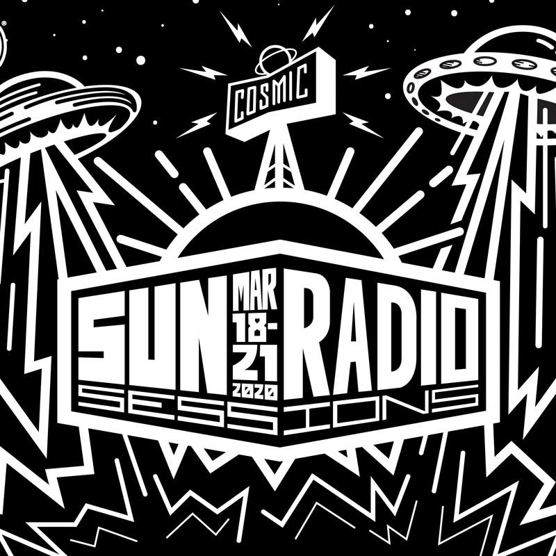Sun Radio Poster Detail