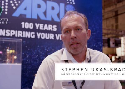 Radiant Images – ARRI AXA VR System – Interview with Stephen Ukas-Bradley – ARRI Camera