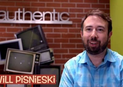 Facilis Terrablock Case Study @ Authentic Entertainment with Will Pisnieski