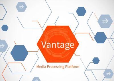 Telestream – Vantage – Motion Graphic