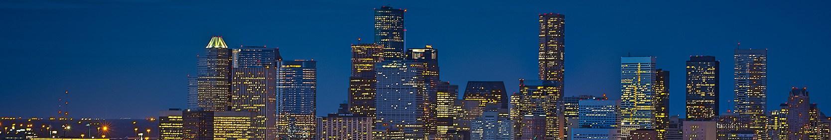 Katy - Houston Skyline