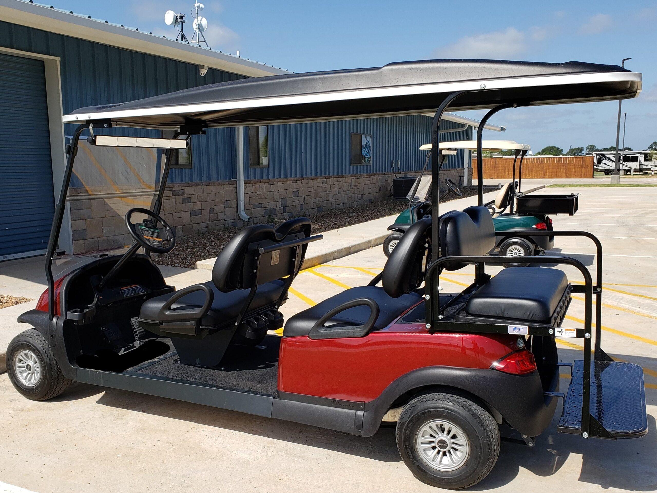 Inked6 Passenger Limo Golf Cart 20200713_LI