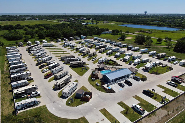 Choosing a long-term RV park