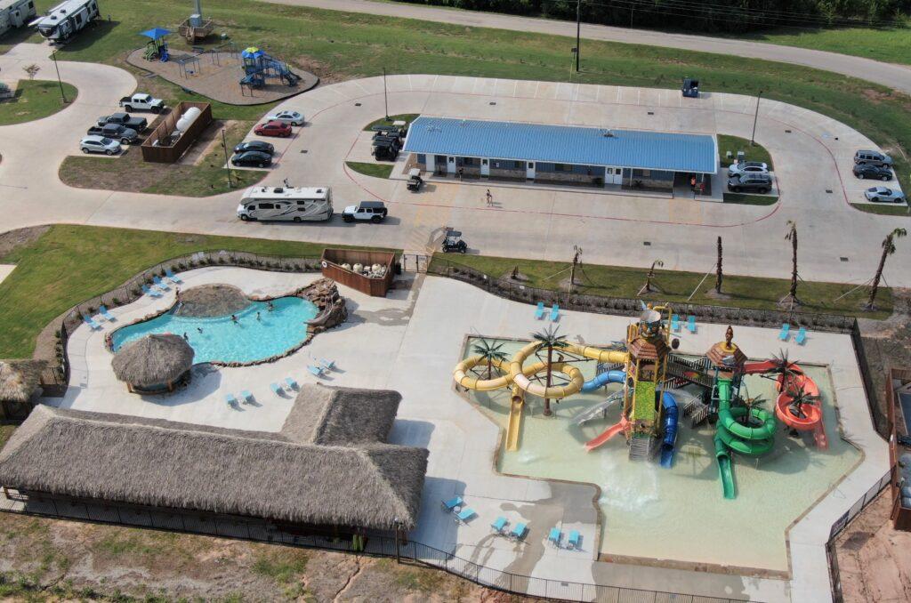 SBUSA Katy Water Park and Entrance 20200814