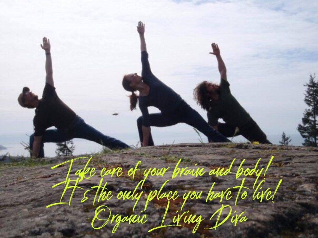 Organic Living Diva Yoga