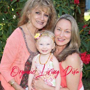 Organic Living Diva Moms