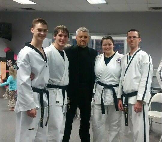 Branson resident, Danny Hendrick, to represent USA at World Taekwondo Championship
