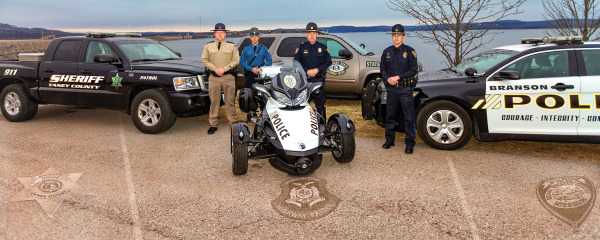 Branson Rolling Out Blue Carpet for Men and Women Behind the Badge