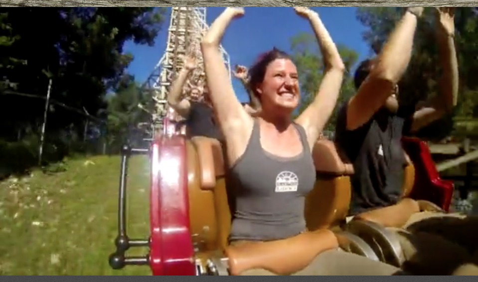 Silver Dollar City's Geyser Gulch featured on Salvage Dawgs!