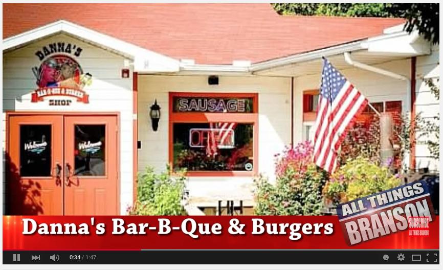 BRANSON PICK 5: Bar-B-Que Choices in Branson, MO
