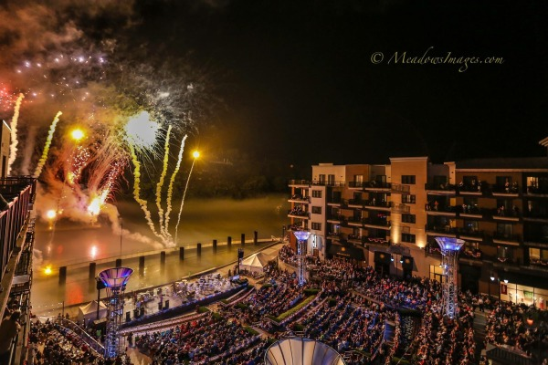 July 4th at The Branson Landing
