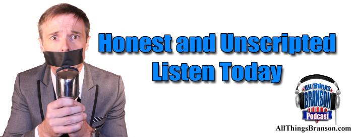 Branson Podcast Sets February Record