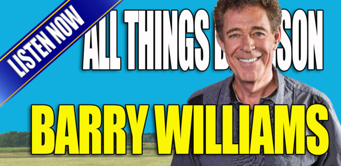 FEATURE: Barry Williams Talks About Life in Branson and Mega Piranha