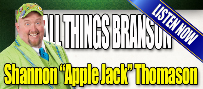 """FEATURE: The Shannon """"Apple Jack"""" Thomason Interview"""