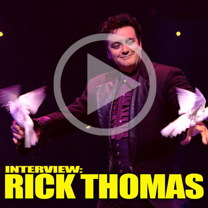 NEW RECORD!  Rick Thomas Interview Sets New Record