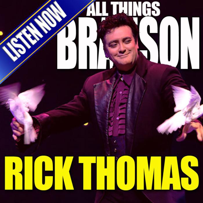 2016 Podcast Rick Thomas