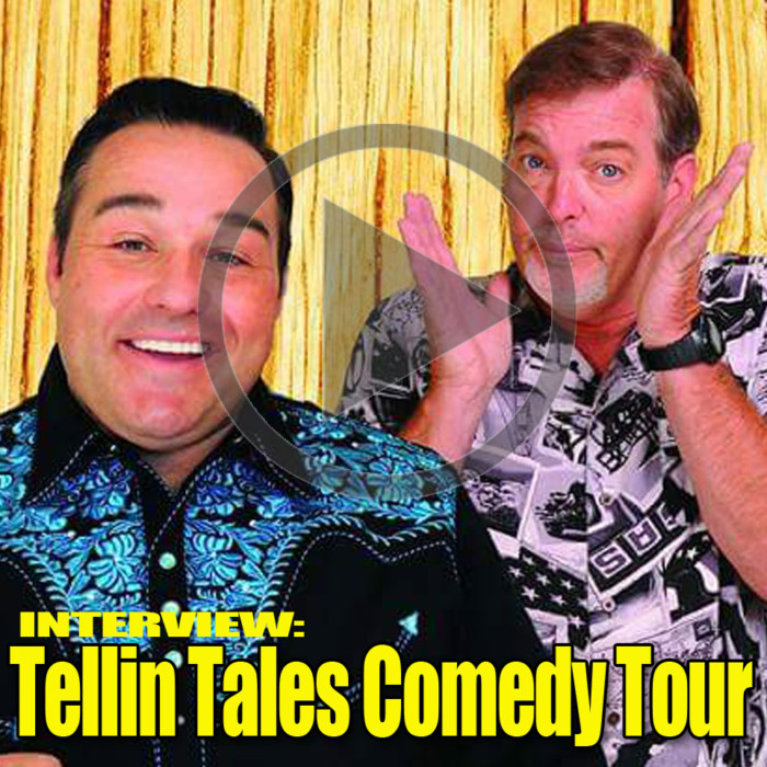 FEATURE: Tellin Tales Comedy Tour with Joey and Dan