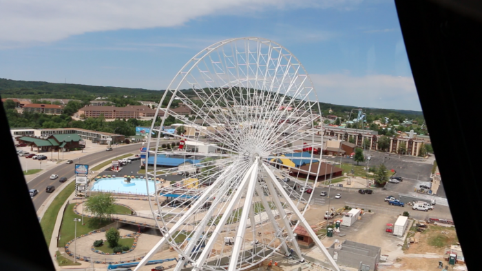 WOW!  An Amazing Tour Of Branson From The Air