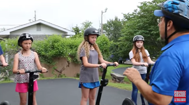 Branson Segways and Xtreme GoKart Racing!