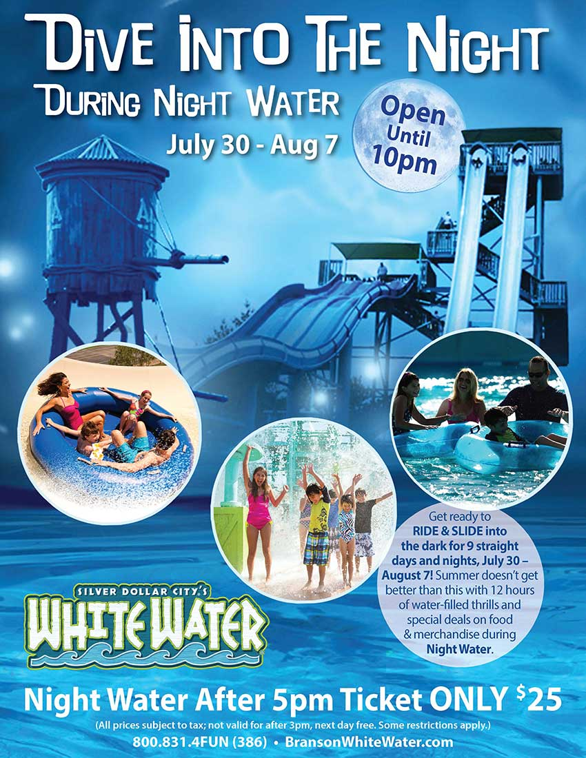 Night Water: Dive Into The Night