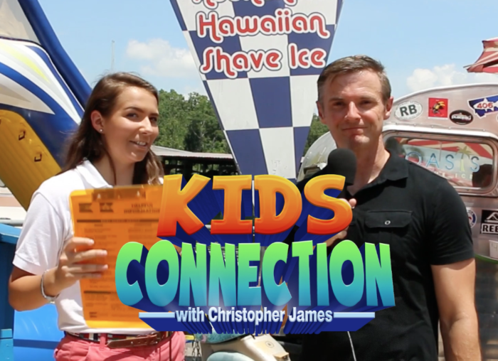 KIDS CONNECTION #113: State Park Marina, Cassandre, and MORE!