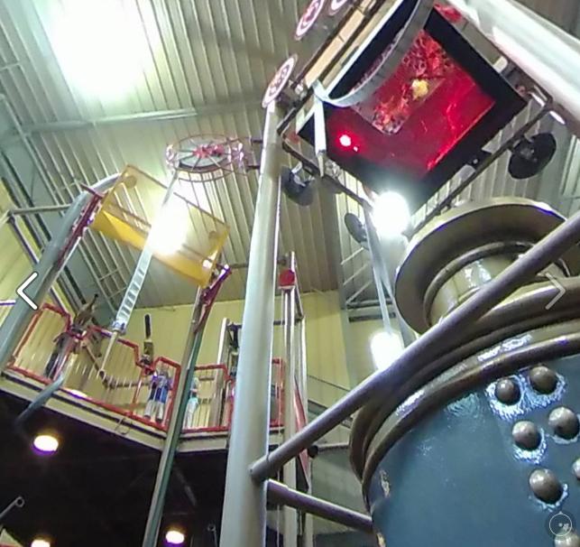 BRANSON MISSOURI 360: Inside The Firehouse At Silver Dollar City