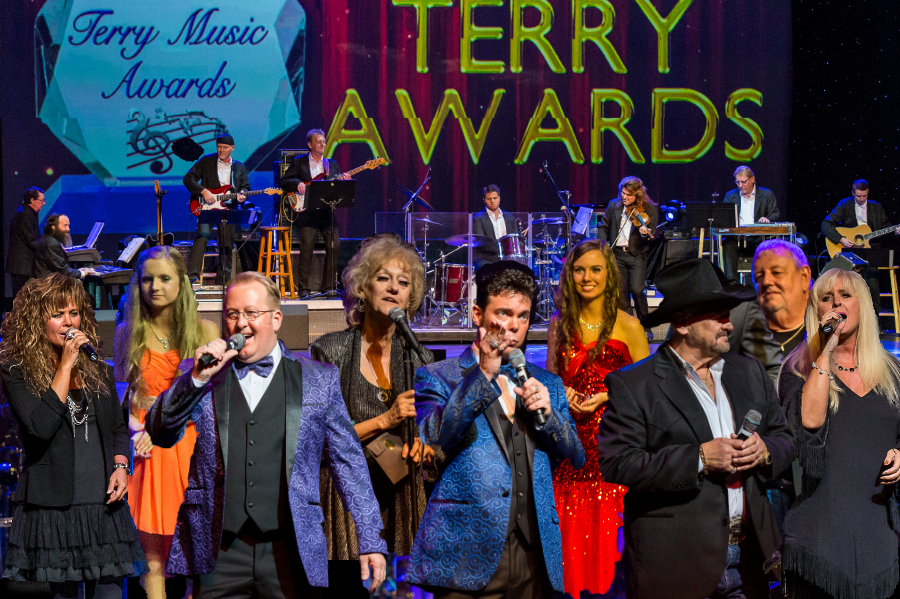 2016 Terry Award Nominees in Branson, MO