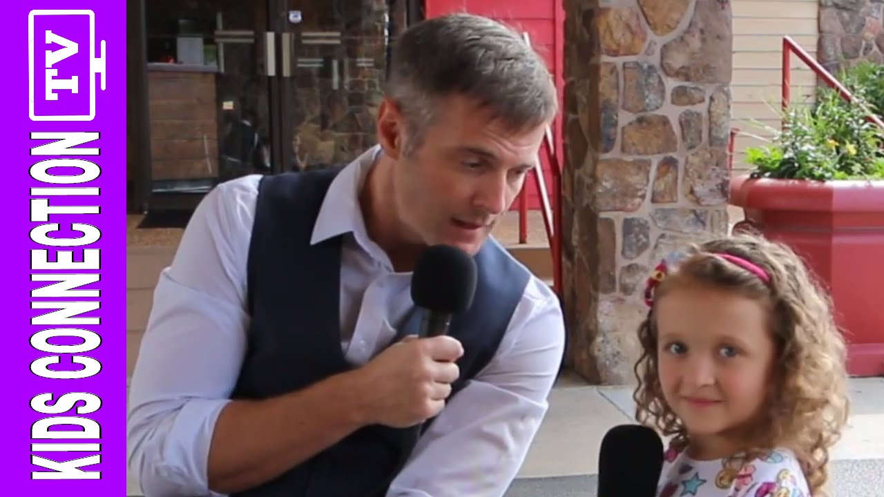 NEW BRANSON VIDEO: Branson Mo Hughes Family Kids and a Psychic Magic Trick