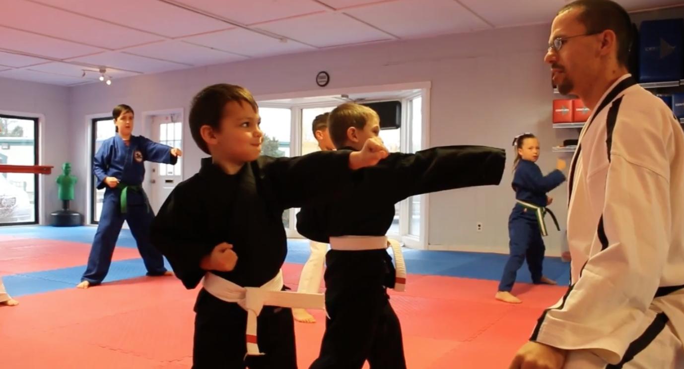 Kids Connection Ep #101: Impact Martial Arts, Timothy Haygood, and a Secret Ninja Banana