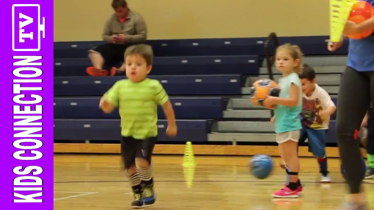 NEW BRANSON VIDEO: Branson Mo Fall Sports, Peewee Soccer, and Volleyball on Kids Connection