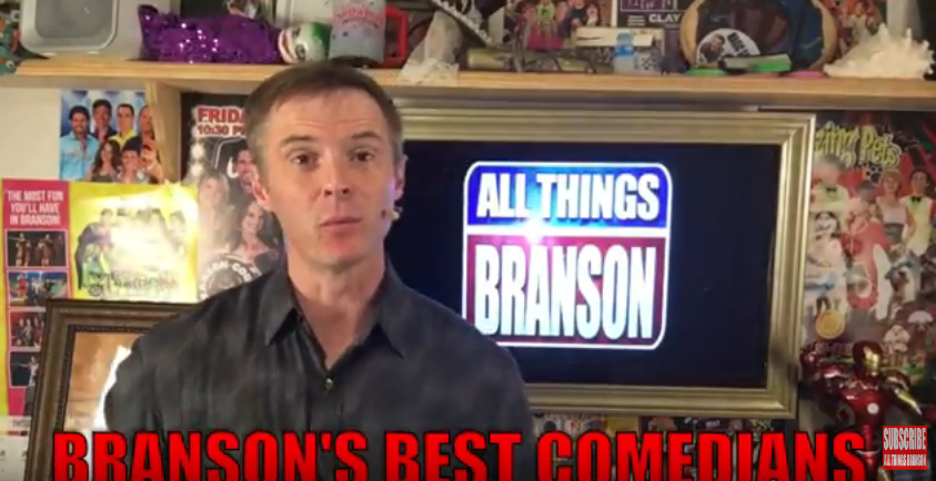 Branson's Best Comedians