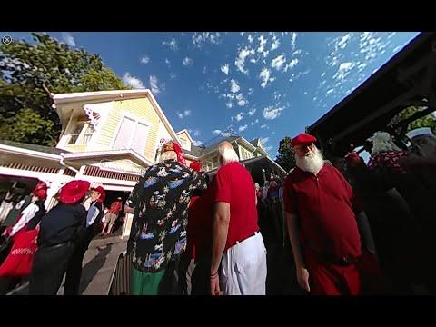 Branson Missouri IBRBS Santa Convention at Table Rock Lake White River Landing (2016)