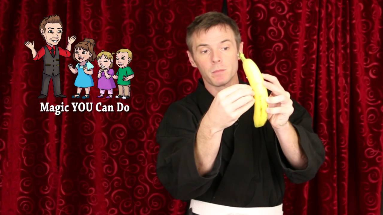 Ninja Banana on Kids Connection with Christopher James (2016)
