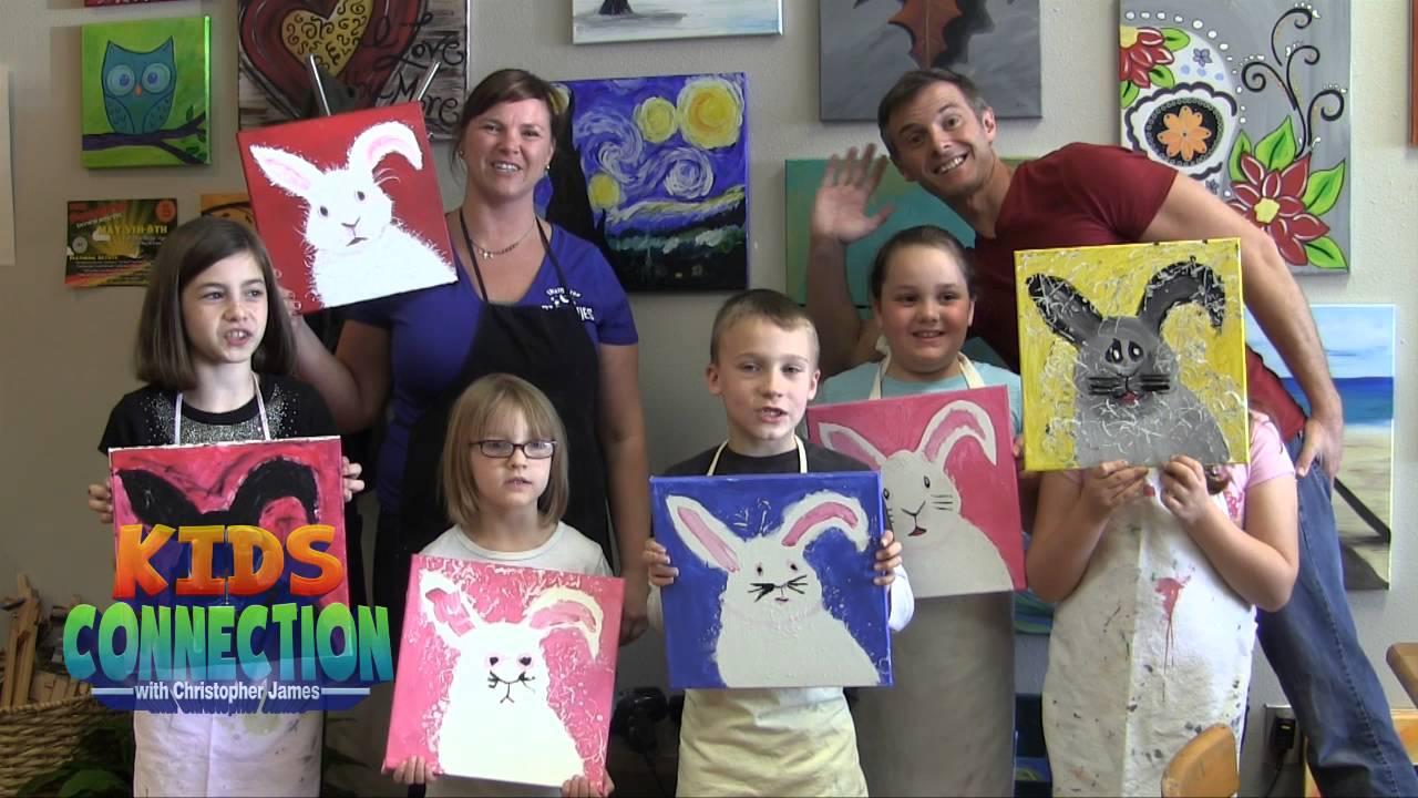 Kids Connection #102 with Branson's Pierce Arrow, Art Parties, and Kid's Yoga (2016)