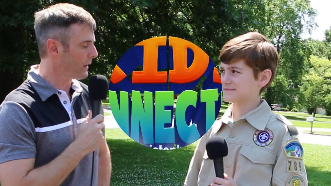 Kids Connection #109 Branson Missouri Boy Scouts Pet Rescue and Yoga (2016)