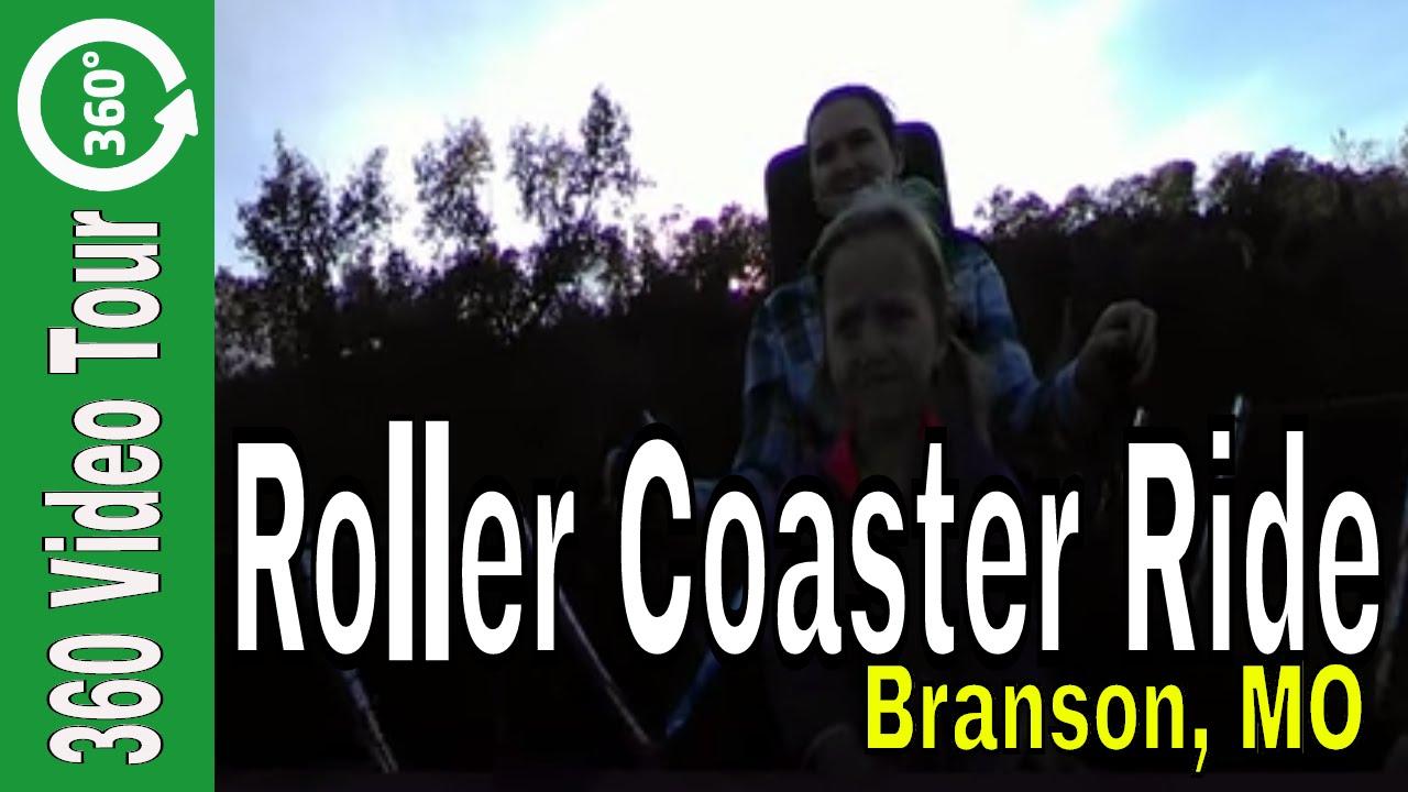 360 Ride On Runaway Branson Mountain Coaster in Branson, Missouri